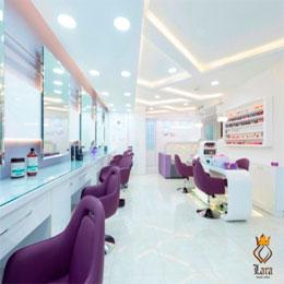 آرایشگاه عروس لارا